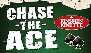Kinettes take over Chase the Ace